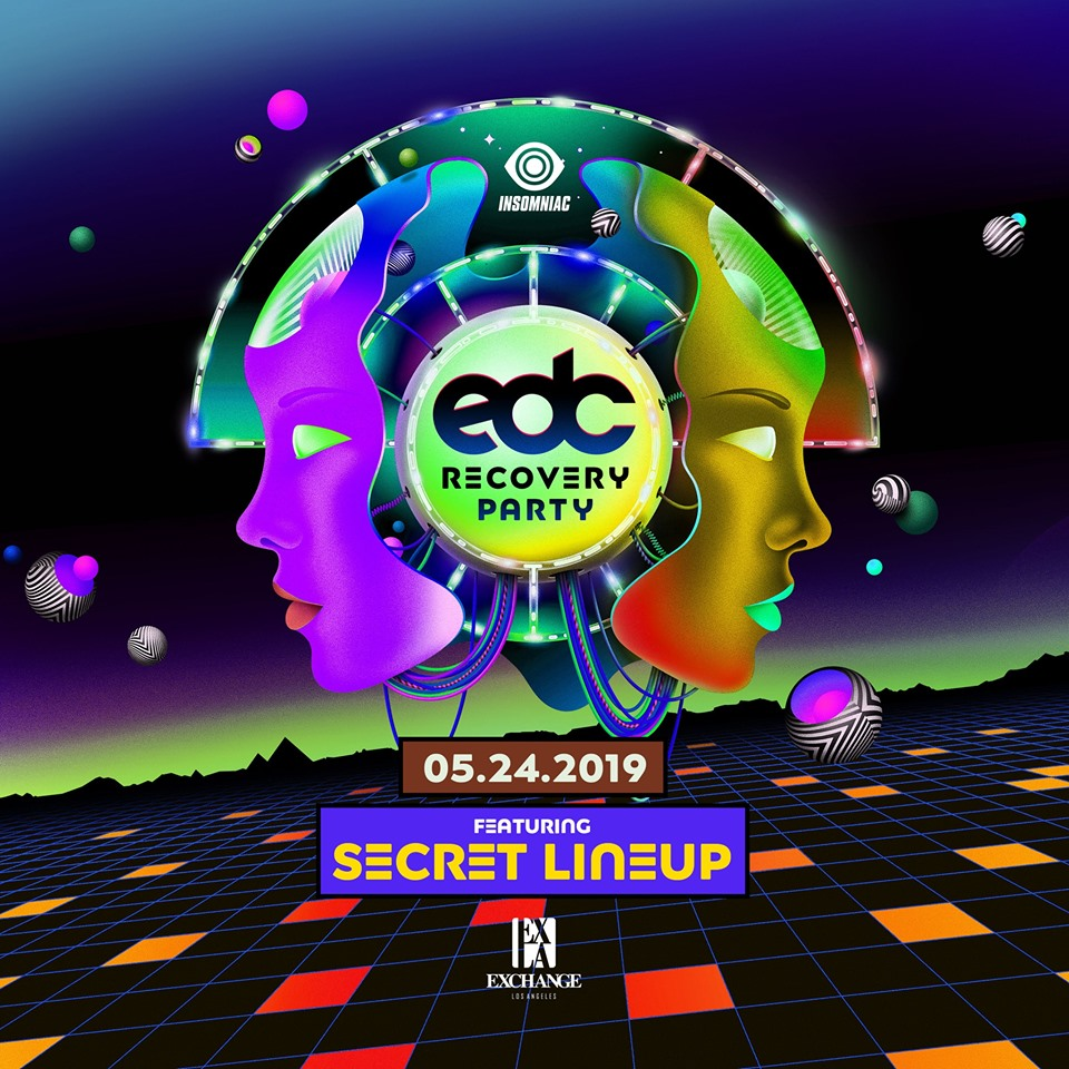 EDC Recovery Party